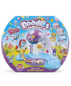 Beados Quick Dry Design Station - 500 Beads