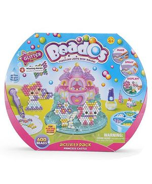 Beados Activity Pack Princess Castle - 600 Beads
