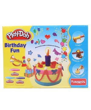 Funskool Birthday Fun Play Dough