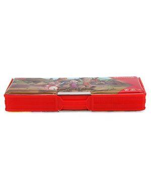 Chhota Bheem Magnetic Pencil Box - Red