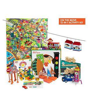Genius Box On the Move Activity Kit