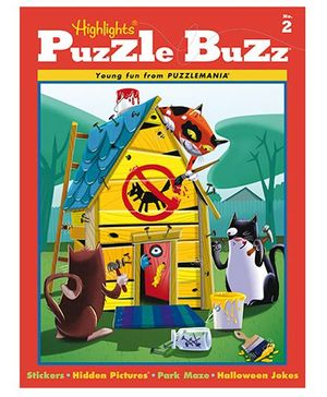 Puzzle Buzz No 2 - English