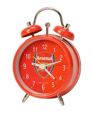 Arsenal FC Alarm Clock - Red