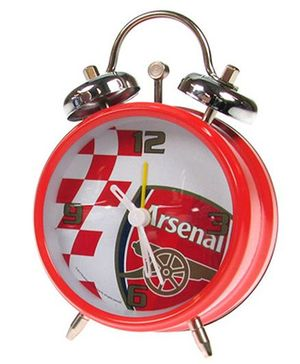 Arsenal FC Alarm Clock CQ - Red & White