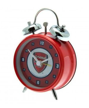 Arsenal FC Alarm Clock BE - Red