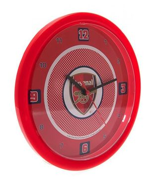 Arsenal FC Wall Clock BE - Red