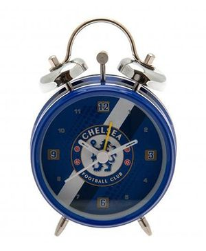 Chelsea FC Alarm Clock ST - Blue