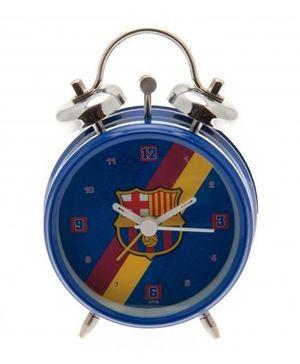 Barcelona FC Alarm Clock ST - Blue