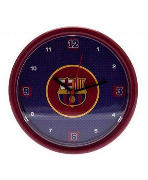 Barcelona FC Wall Clock - Navy Blue
