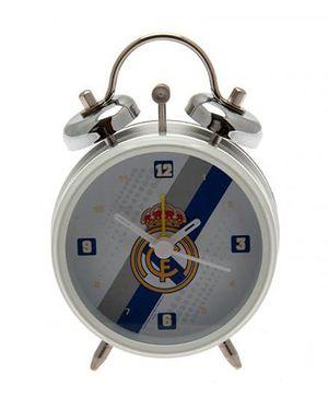 Real Madrid FC Alarm Clock ST - Grey