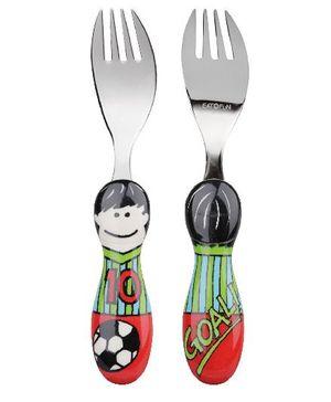 Eat4Fun Kiddos Kids Fork Tony - 16 cm
