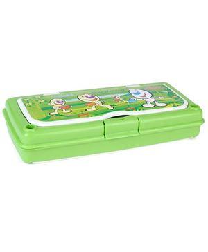 Pratap Pencil Box - Green