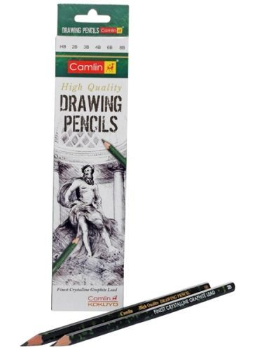 Camel drawing pencils