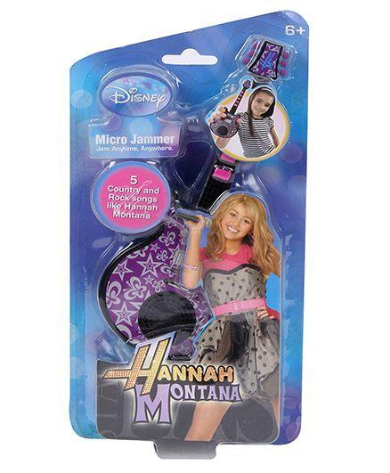 Hannah Montana Micro Jammer - Black And Pink