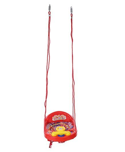 New Natraj Activity Swing Red - 028
