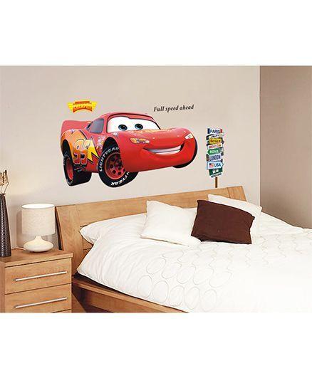 Syga kids car wall sticker multicolor