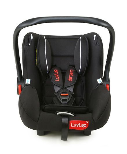 LuvLap Infant Baby Car Seat Cum Carry Cot And Rocker With Canopy ...
