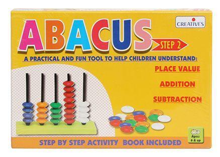 Creative's ABACUS Step 2