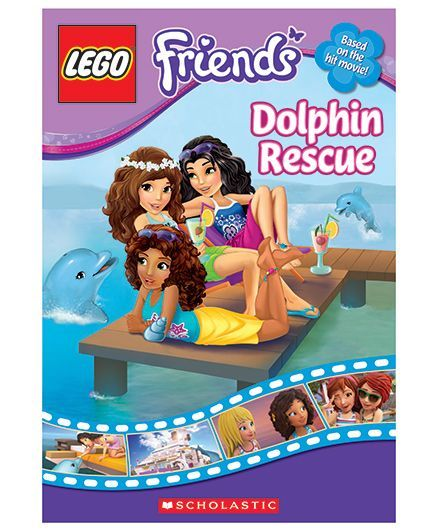 Lego Friends Dolphin Rescue English Online in India, Buy at Best ...