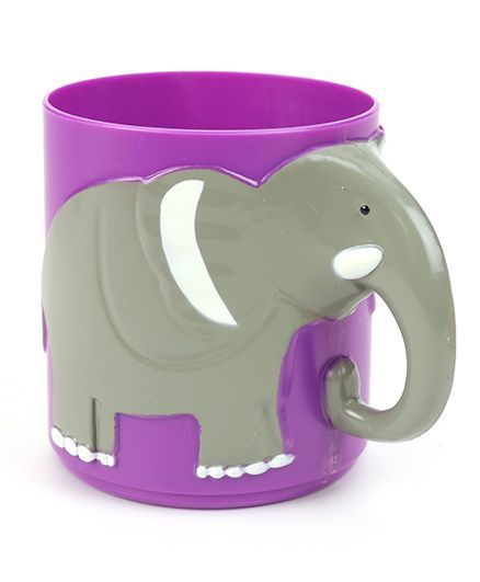 Wild Republic Elephant Print Baby Cup
