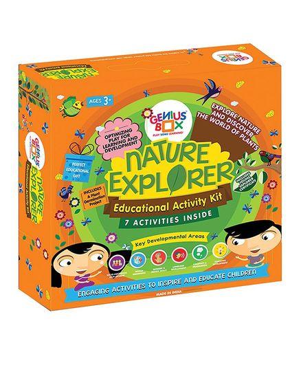 Genius Box 7 in 1 Nature Explorer Activity Kit