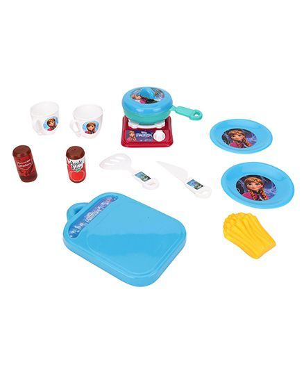 Disney Frozen Anna Multi Kitchen Set Color And Design May Vary