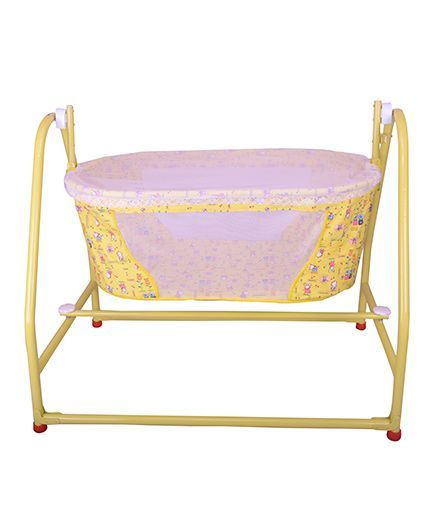 Mothertouch Nest Cradle - Yellow