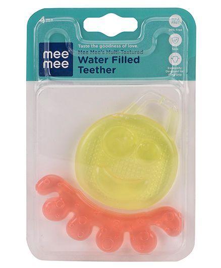 Mee Mee Water Filled Teether - Multicolor