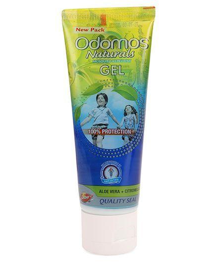 Dabur Odomos Naturals Mosquito Repellent Gel - 80 gm