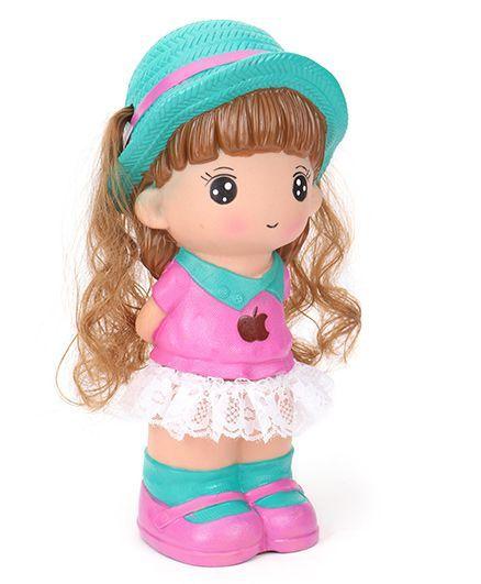 Speedage Jessica Money Bank Toy - Pink