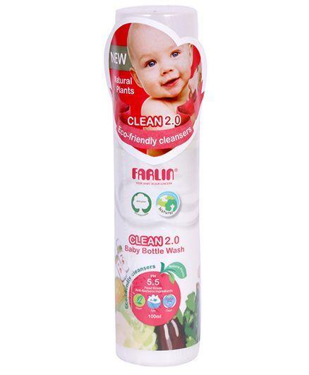 Farlin Eco Friendly Baby Liquid Cleanser Spray - 100 ml