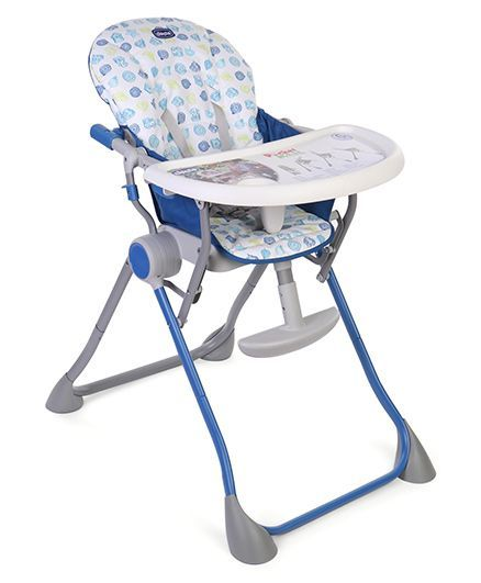 Chicco Pocket Meal High Chair   Blue