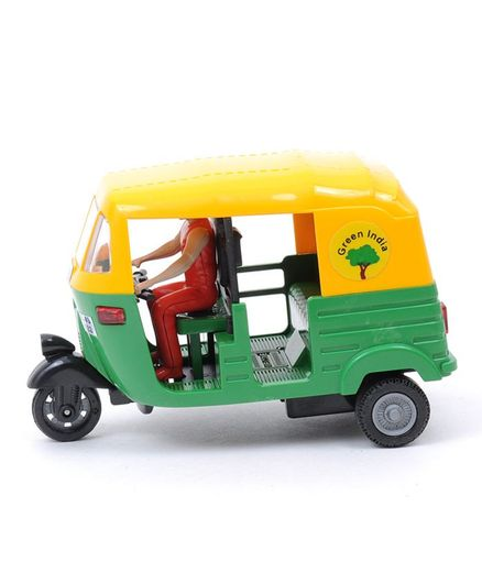 Centy Toys Cng Auto Rickshaw Color May Vary For 5 10 Years