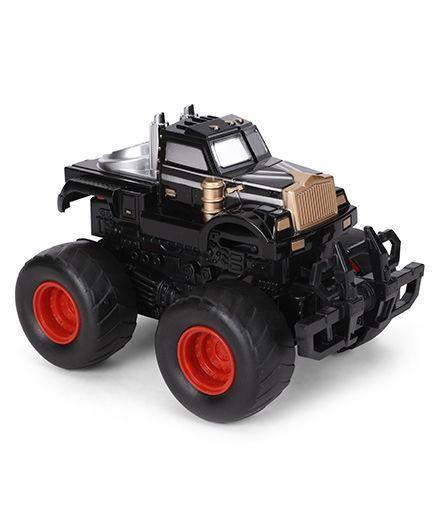 Imagician Playthings Kratos KIW-011 Dash & Swell Demon Toy Car - Black