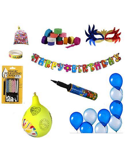 NHR Special Birthday Decoration Kit