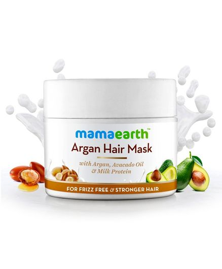 mamaearth Argan Hair Mask - 200 ml