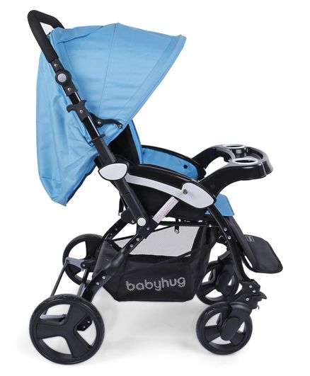 Joy Ride (Blue & Black)