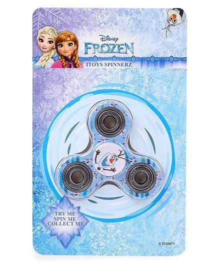 Disney Frozen Fid Spinner Blue line India Buy Figures