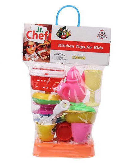 Kids Zone Junior Chef Kitchen Set Color May Vary Online India Buy