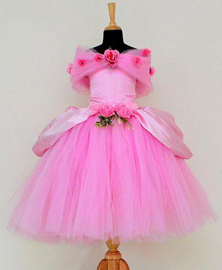 726265cadd Buy Tu Ti Tu Princess Tutu Gown Pink for Girls (5-6 Years) Online in ...