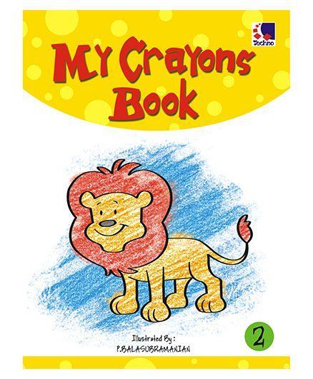 My Crayons Book 2 - English