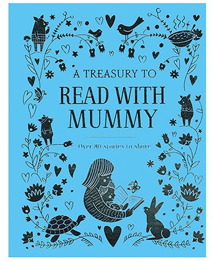 A Treasury To Read With Mummy Book - English