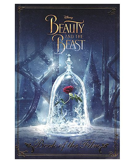 Disney Beauty And The Beast Book Of The Film - English