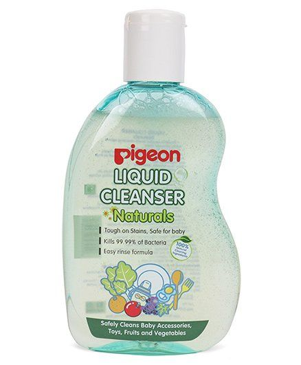 Pigeon Liquid Cleanser Naturals - 200 ml