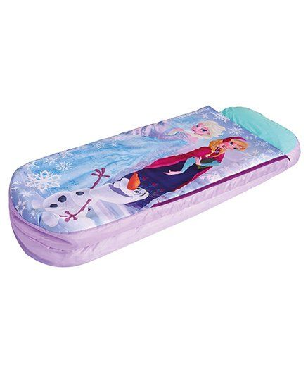 Disney Frozen Junior Ready Bed - Blue
