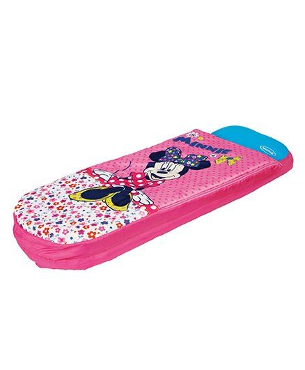 Disney Minnie Mouse Junior Ready Bed - Pink