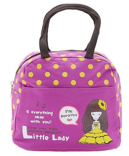 EZ Life Little Lady Carry Bag - Purple