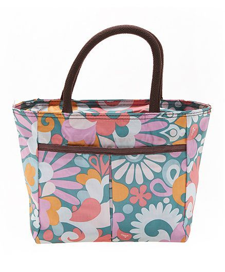 EZ Life Trendy Printed Carry Bag - Multicolour