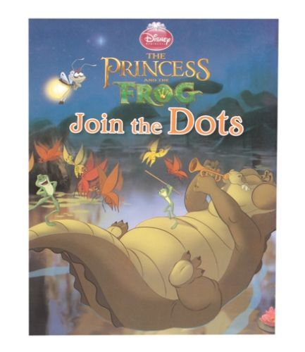Disney The Princess and Frog - Join the Dots