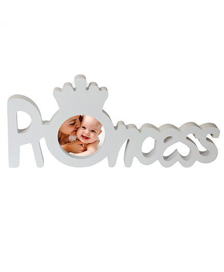 Babies Bloom White Princess Photo Frame White Online in India, Buy ...